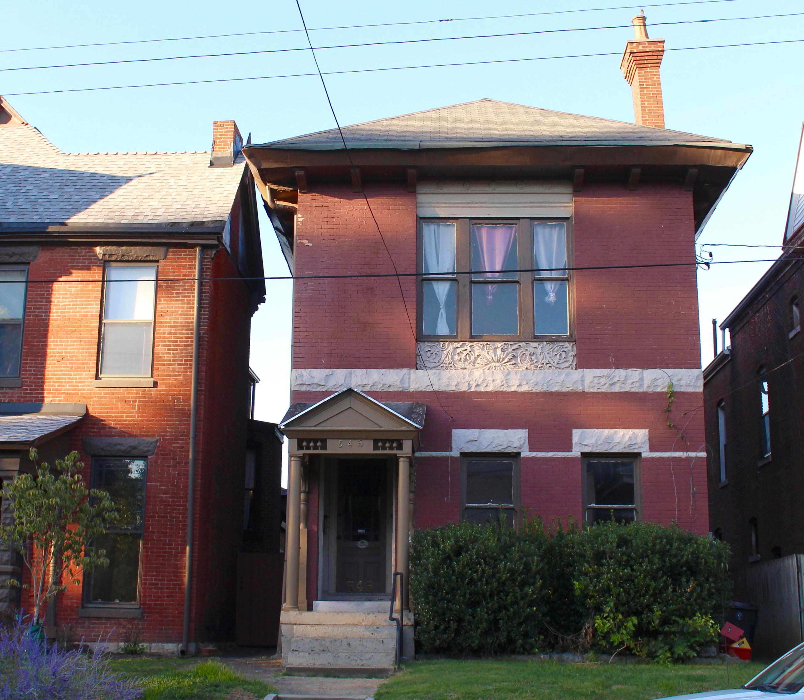 545 W St Catherine St., Louisville KY, 40203